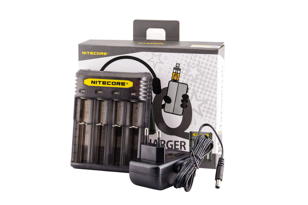 Nite-Core Battery Charger x4