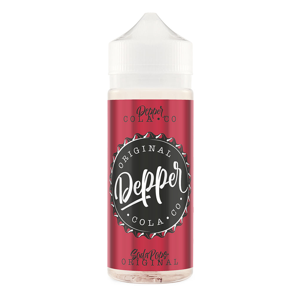 Depper Cola 120ml