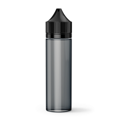 60ml Original Chubby Gorilla bottle Tinted black with black lid