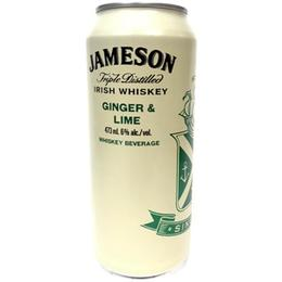 Jameson Ginger Lime Can 473ml