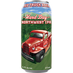 Red Truck - Hard Day NWIPA