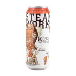 Steamworks Kolsch 473ml