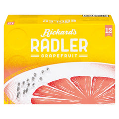 Rickards Radler 12pk Can