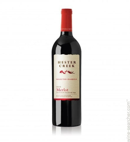 Hester Creek Merlot 750ml