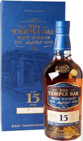 Temple Bar - 15yr Single Malt