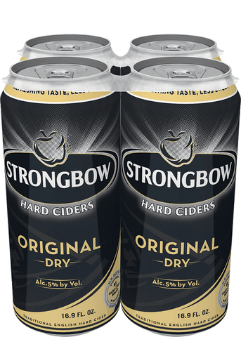 Strongbow Cans 8 pack