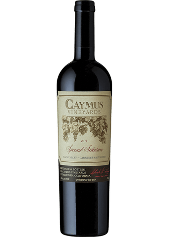 Caymus Special Cabernet