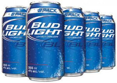 Bud Light 8 Cans