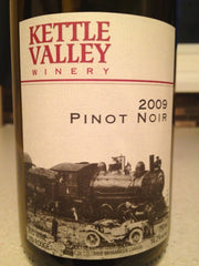 Kettle Valley Pinot Noir