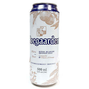 Hoegaarden Tall Can
