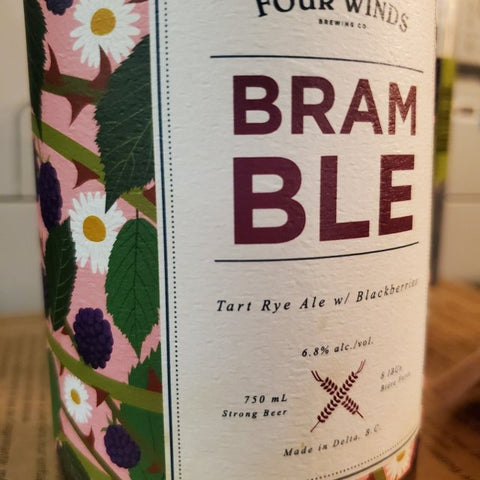 Four Winds Bramble 750ml