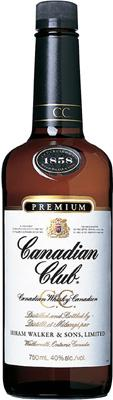 Canadian Club 200ml