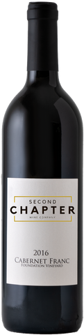 Second Chapter Cab Franc