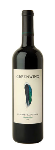 Greenwing Col. Valley Cab Sauv