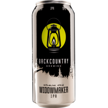 Backcountry - Widowmaker IPA