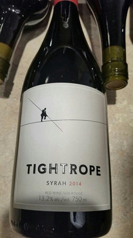 Tightrope Syrah 750ml