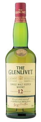 Glenlivet 12 Year 750ml