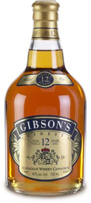 Gibsons Finest Rare 12 Year