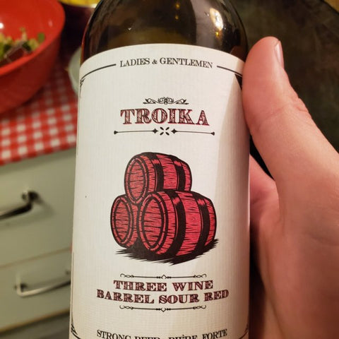 P49 - Troika Barrel Sour