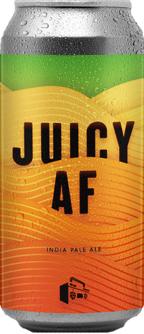 Boombox Brewing Juicy AF
