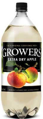 Growers Extra Dry Apple 2L