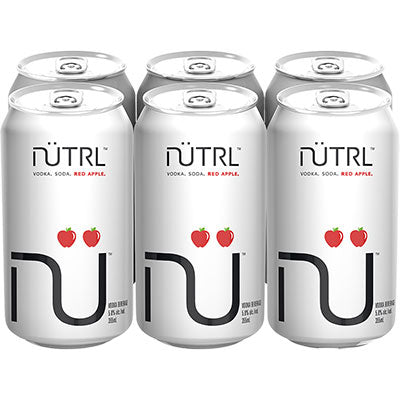 Nutrl Red Apple