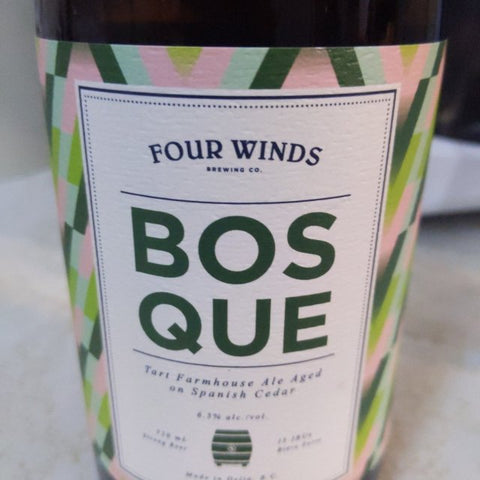 Four Winds Bosque 750ml