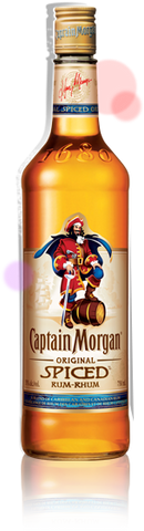 Capt Morgan Peta 750ml
