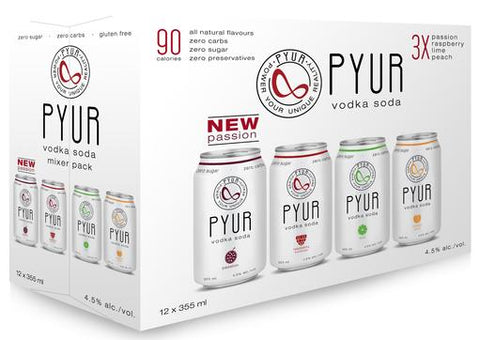 Pyur VS Mixer Pack
