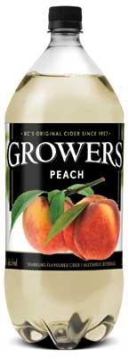 Growers Summer Peach 2L