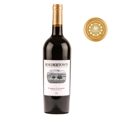 Bordertown Cab Sauv 750ml