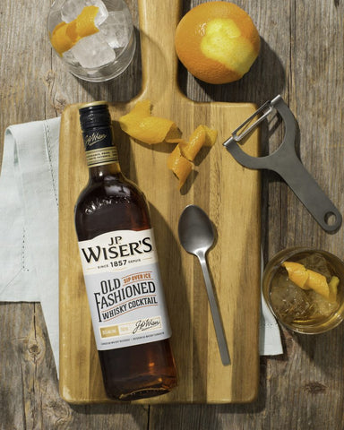 Wiser's Old Fashioned Cocktail
