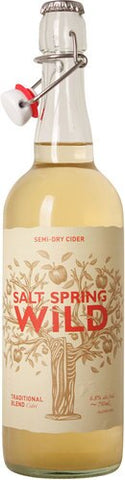 Salt Spring Dry Cider 750ml