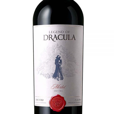 Legend of Dracula - Merlot