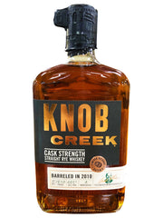 Knob Creek  Cask Strength750ml