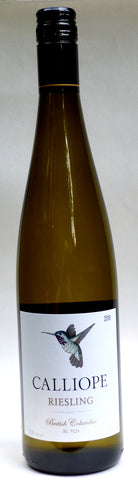 Calliope Sonora Riesling