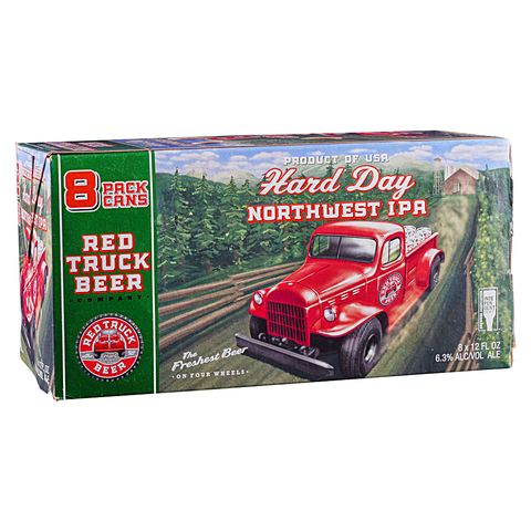 Red Truck - NW IPA 8pk
