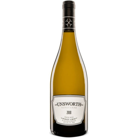 Unsworth - Pinot Gris 750ml
