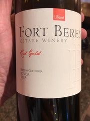 Fort Berens Reserve Red Gold