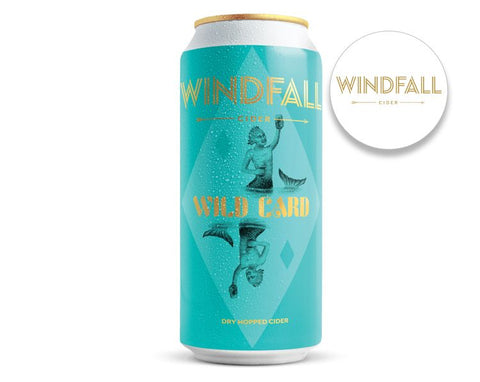Windfall Wild Card Cider