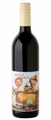 Blasted Church Syrah