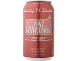 Old Milwaukee 15 Cans