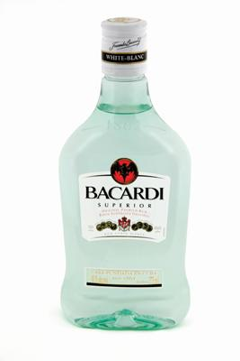 Bacardi White 375ml