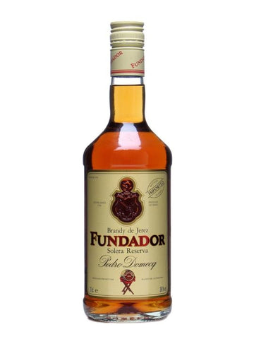 Fundador Spanish Brandy 750ml