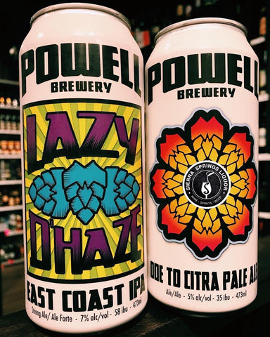 Powell St  Lazy Dhaze 473ml