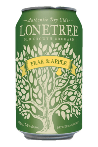 Lonetree Pear Cider 6 Cans