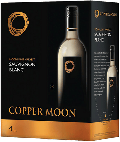 Copper Moon Sauv Blanc 4L