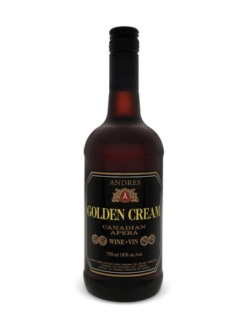Andres Golden Cream 750ml