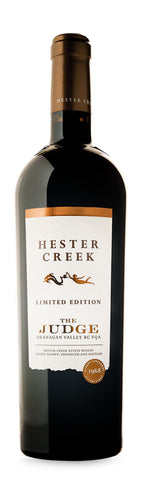Hester Creek The Judge