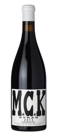 K Vitners MCK Syrah Washington